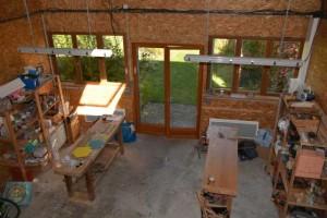 Atelier, intérieur