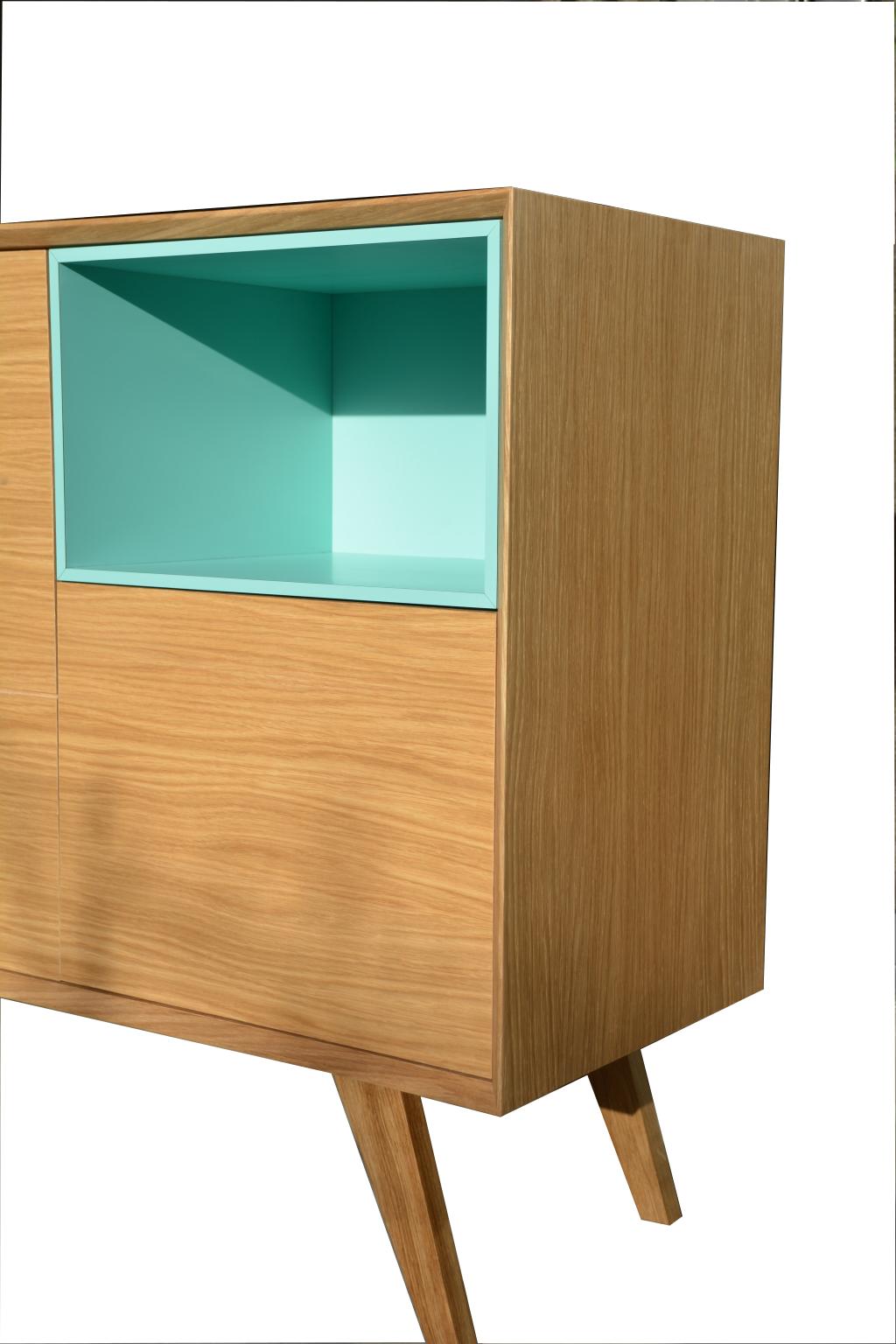 buffet malika eb nisterie 111. Black Bedroom Furniture Sets. Home Design Ideas
