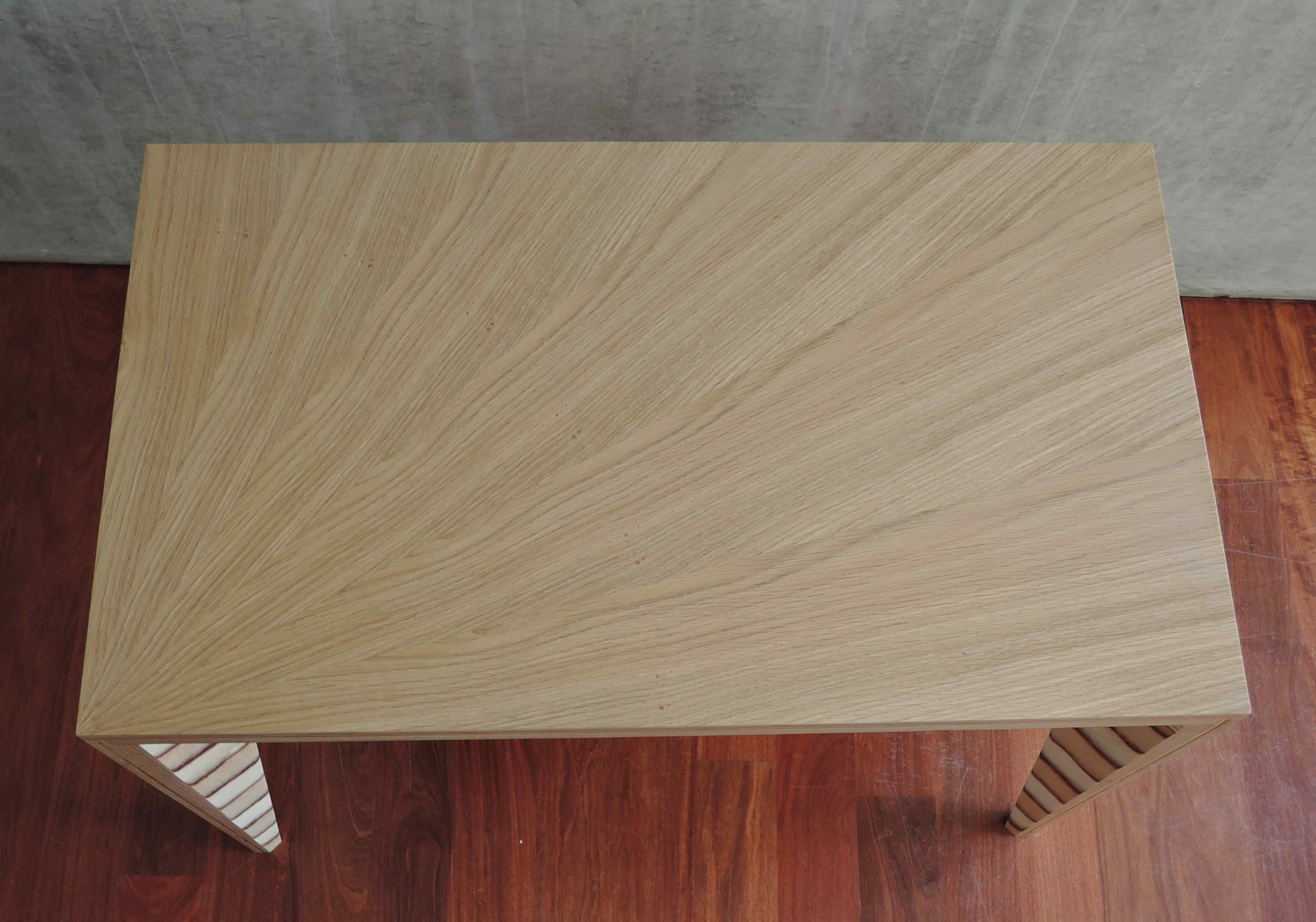 table bout de canap z eb nisterie 111. Black Bedroom Furniture Sets. Home Design Ideas